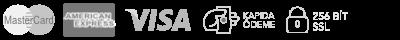 ödeme yöntemleri logoları